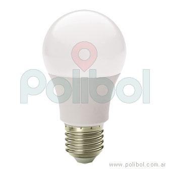 Lámpara LED 9W Cálida