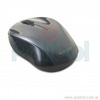 Mouse nano inalambrico gris