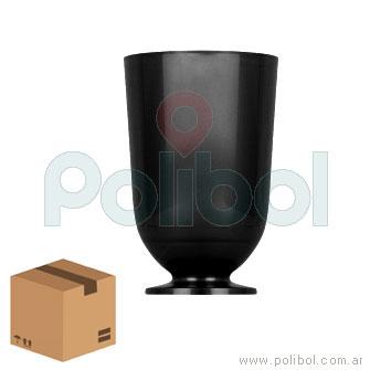 Vaso mini negro 50 ml. x 480