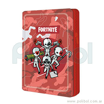 Canopla Fortnite 1 piso