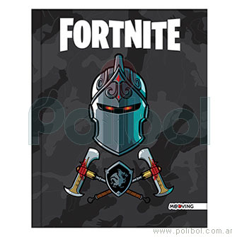 Cuaderno ABC 19.5x24 Fortnite