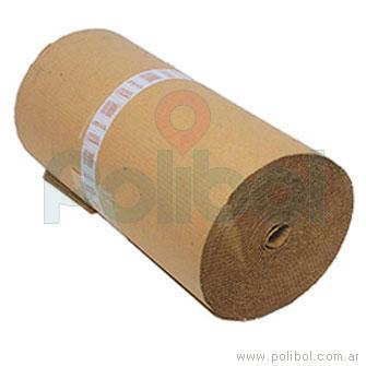 Cartón corrugado 70 cm x 25metros
