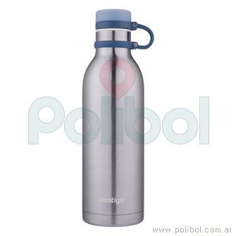 Botella Térmica Contigo Matterhorn Acero
