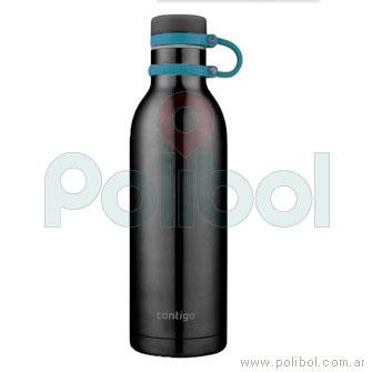Botella Térmica Contigo Matterhorn Negra