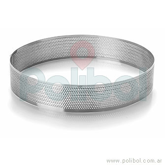 Cintura redonda perforada N18