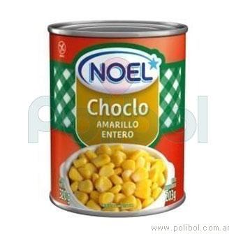 Choclo entero
