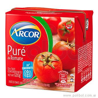 Pure de tomates