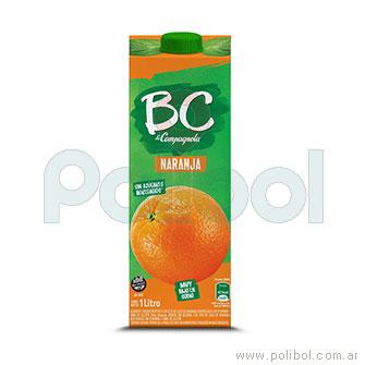 Jugo de Naranja BC