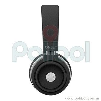 Auriculares Bluetooth Pulse+ Negro