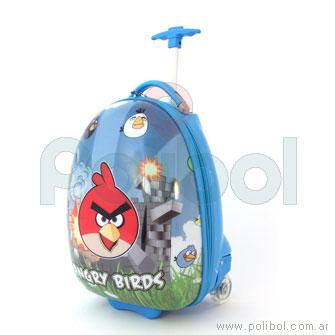 Mochila de carro Angry Birds