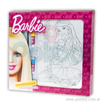 Bastidor de Barbie 22 x 30