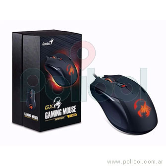 Gaming Mouse X-G600