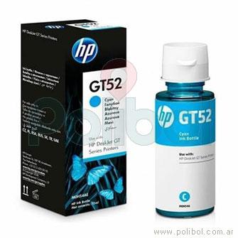 Tinta GT52 Cyan