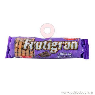 Frutigran Chips de chocolate