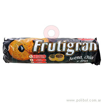 Frutigran Avena Chia Lino