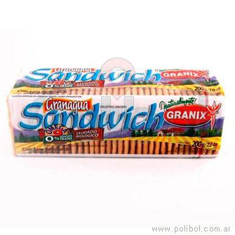 Galletitas Granagua Sandwich