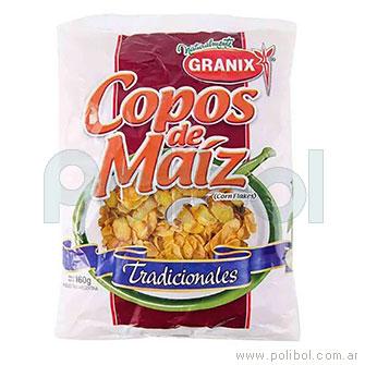 Copos de maíz Tradicionales