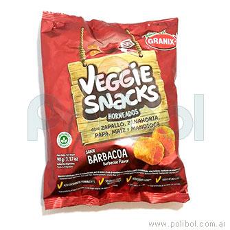 Veggie Snacks Barbacoa