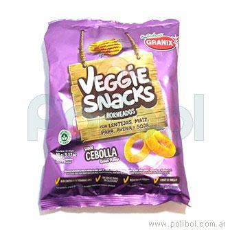 Veggie Snacks Cebolla