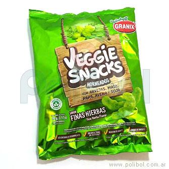 Veggie Snack Finas Hiervas