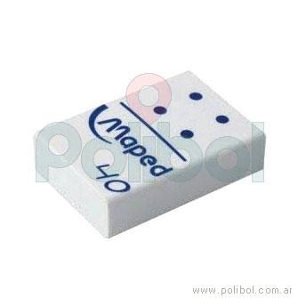 Goma Domino 40 para lápiz