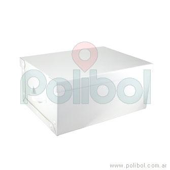 Caja baulera Blanca