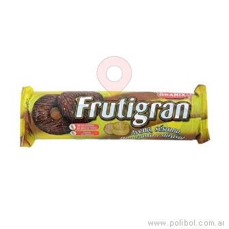 Frutigran Avena Sesamo Amaranto y Girasol
