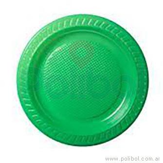 Plato verde