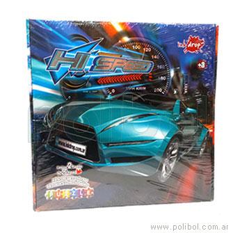 Rompecabezas Cars Hi Speed