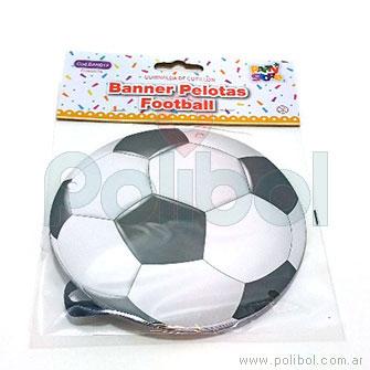 Guirnalda futbol