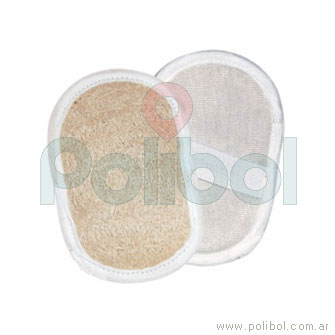 Esponja oval