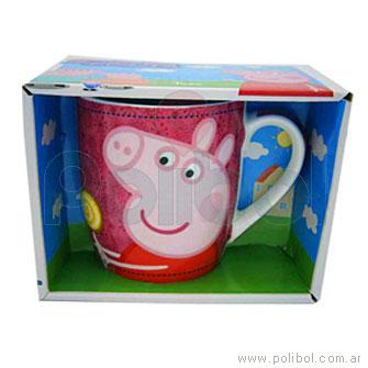 Taza Peppa Pig