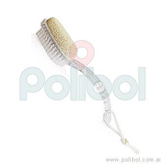 Cepillo de 2 usos