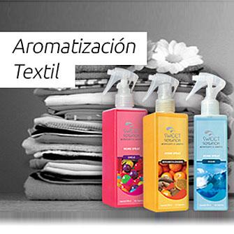 Aromatizador textil