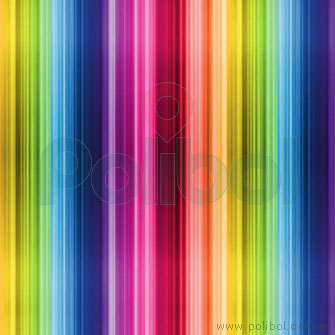 Papel de regalo multicolor