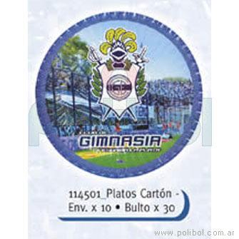 Platos de Gimnasia