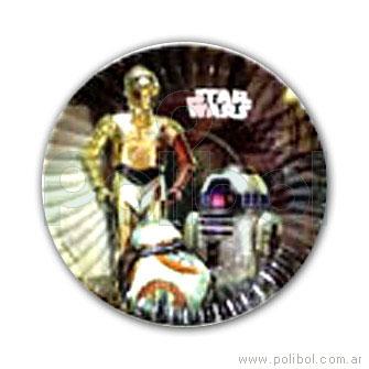 Platos chicos Star Wars