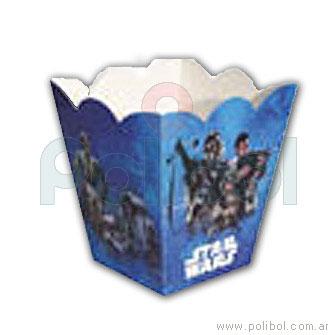 Pochoclera Star Wars