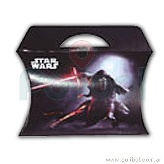 Cajitas sorpresa Star Wars x 10