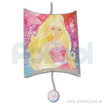 Piñata de cartón Barbie Moda
