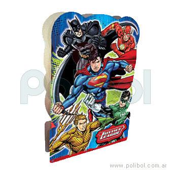 Piñata Liga de la Justicia
