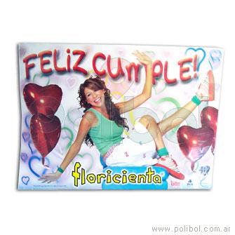 Afiche Floricienta