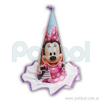 Gorro del homenajeado Minnie