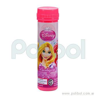 Burbujero de princesas Disney