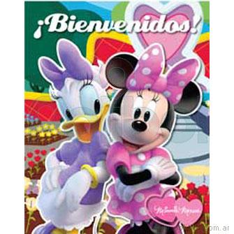 Afiche de Bienvenidos Minnie