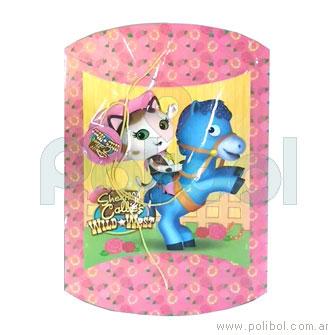 Piñata de cartón Sheriff Callie's