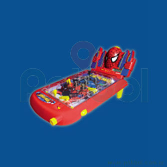 Super pinball Spiderman
