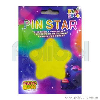 Pin estrella