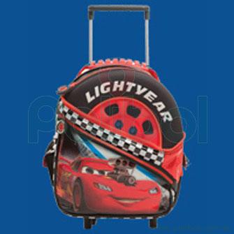 mochila con carro 12