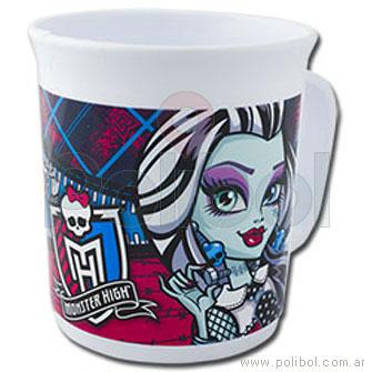 Taza plástica Monster High